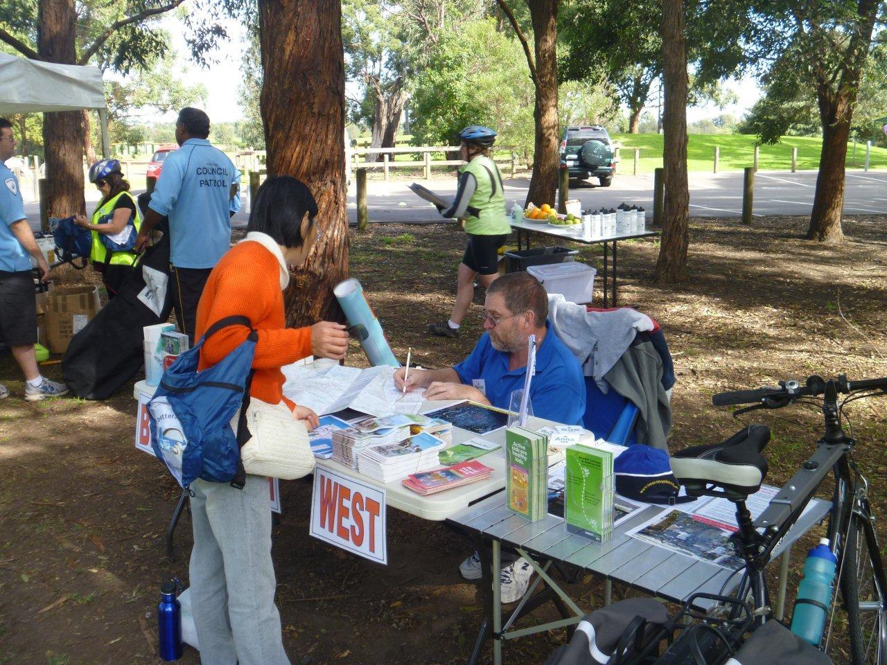 Community Information Stalls
